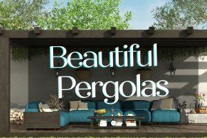 building pergolas